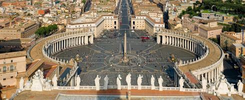 El origen de la Iglesia Catolica
